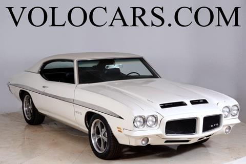 1971 Pontiac GTO for sale in Volo, IL