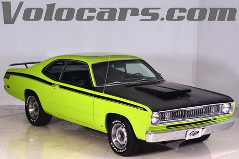 1970 Plymouth Duster for sale in Volo, IL