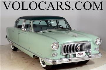 1952 Nash Ambassador for sale in Volo, IL