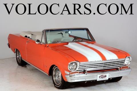 1963 Chevrolet Nova for sale in Volo, IL