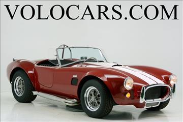 1965 Shelby Cobra for sale in Volo, IL