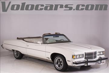 1975 Pontiac Grand Ville for sale in Volo, IL