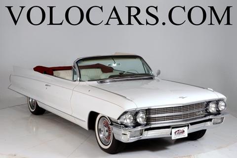1962 Cadillac Series 62 for sale in Volo, IL