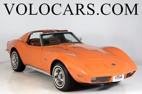1973 Chevrolet Corvette for sale in Volo, IL