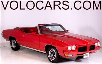 1970 Pontiac Le Mans for sale in Volo, IL