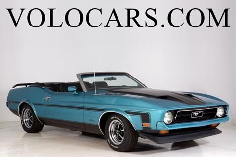 1971 Ford Mustang for sale in Volo, IL