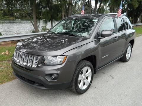 2016 Jeep Compass for sale in Davie, FL