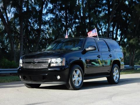 2007 Chevrolet Tahoe for sale in Davie, FL