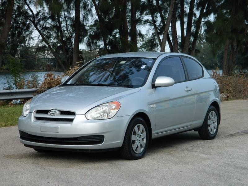 Great 2008 Hyundai Accent GS 2dr Hatchback   Davie FL