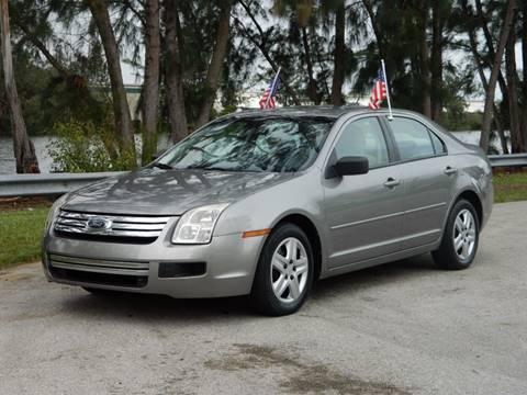 2009 Ford Fusion for sale in Davie, FL