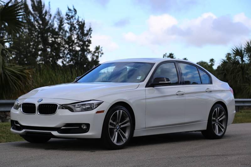BMW 3 Series 2013 328i 4dr Sedan