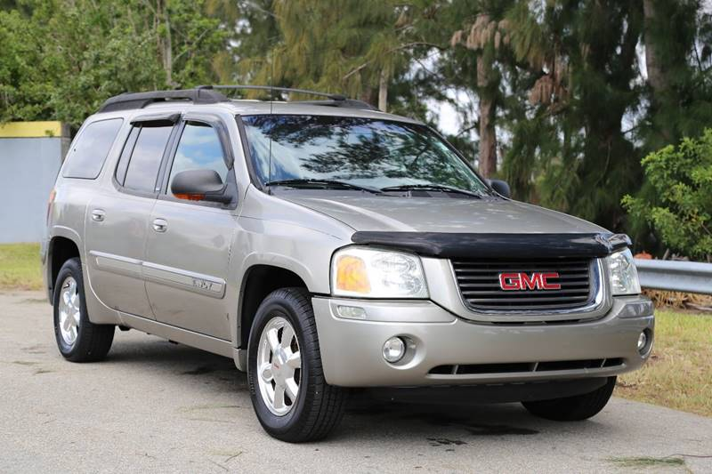 2003 GMC Envoy XL SLT 4dr SUV