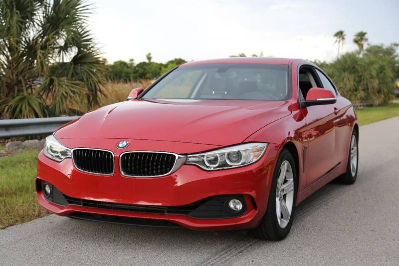 BMW 4 Series 2014 428i 2dr Coupe
