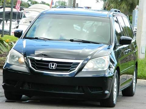2008 Honda Odyssey for sale in Davie, FL