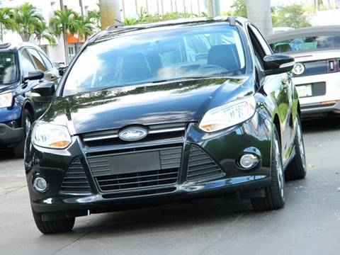 2013 Ford Focus for sale in Davie, FL