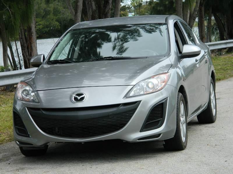 2011 Mazda MAZDA3 I Touring 4dr Sedan 5A   Davie FL