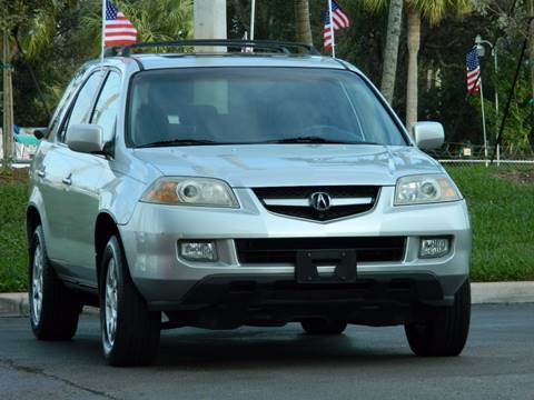 2006 Acura MDX for sale in Davie, FL