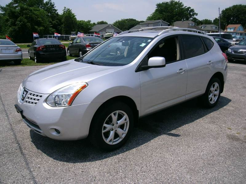 2008 Nissan Rogue Awd Sl Crossover 4dr In Baltimore Md Cove Point