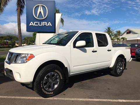 2018 Nissan Frontier for sale in Kahului, HI
