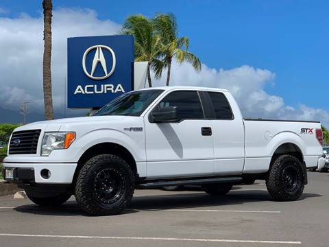 2014 Ford F-150 for sale in Kahului, HI