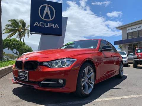 2014 BMW 3 Series for sale in Kahului, HI