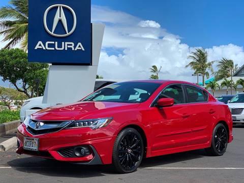 2017 Acura ILX for sale in Kahului, HI