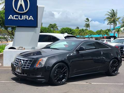 2013 Cadillac CTS for sale in Kahului, HI
