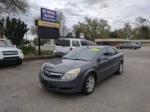 2007 Saturn Aura for sale at Right Choice Auto in Boise ID