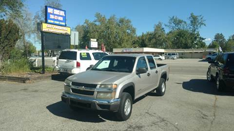 2005 Chevrolet Colorado for sale at Right Choice Auto in Boise ID