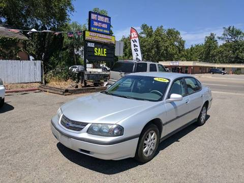 2004 Chevrolet Impala for sale at Right Choice Auto in Boise ID