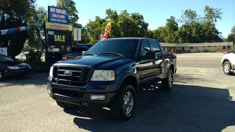2005 Ford F-150 for sale at Right Choice Auto in Boise ID