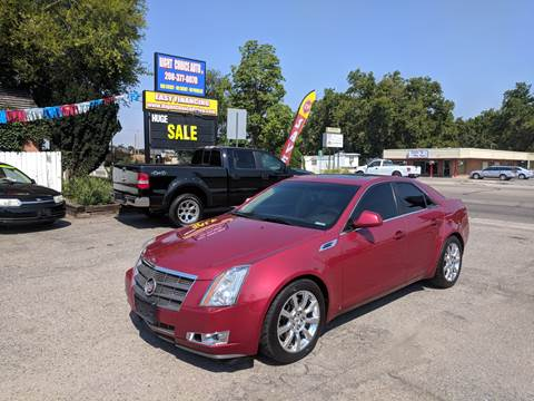2008 Cadillac CTS for sale at Right Choice Auto in Boise ID