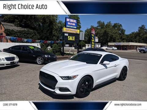 2015 Ford Mustang for sale in Boise, ID