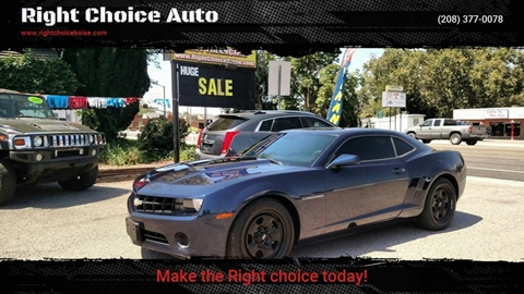 Right Choice Auto – Car Dealer in Boise, ID