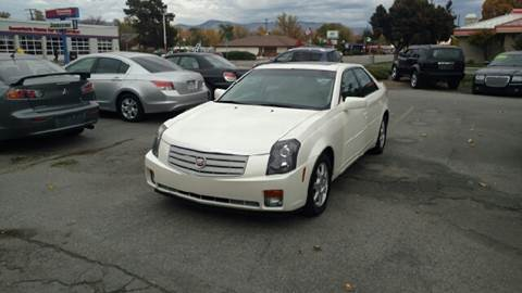 2007 Cadillac CTS for sale at Right Choice Auto in Boise ID