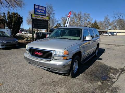 2004 GMC Yukon XL for sale at Right Choice Auto in Boise ID