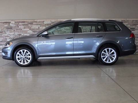 2017 Volkswagen Golf Alltrack for sale in Kalamazoo, MI