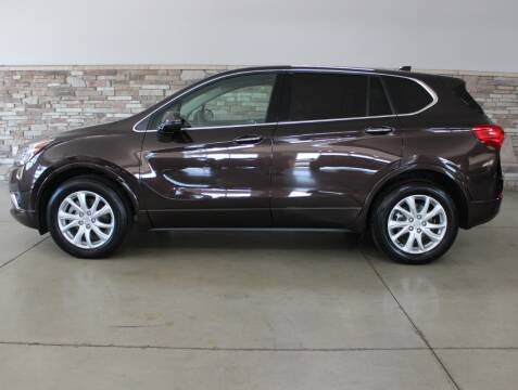 2020 Buick Envision for sale at Bud & Doug Walters Auto Sales in Kalamazoo MI