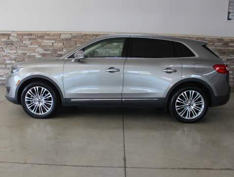 2017 Lincoln MKX for sale at Bud & Doug Walters Auto Sales in Kalamazoo MI