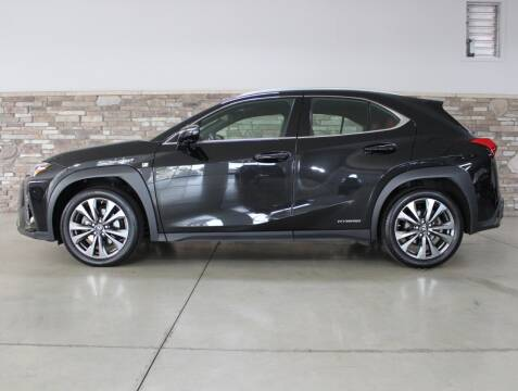 2019 Lexus UX 250h for sale at Bud & Doug Walters Auto Sales in Kalamazoo MI