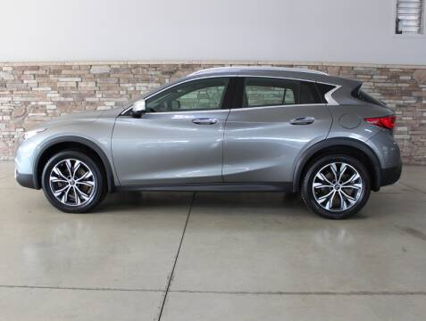 2017 Infiniti QX30 for sale at Bud & Doug Walters Auto Sales in Kalamazoo MI