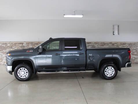2020 Chevrolet Silverado 3500HD for sale at Bud & Doug Walters Auto Sales in Kalamazoo MI