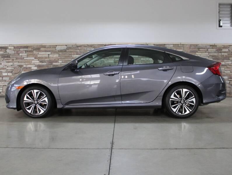 2018 Honda Civic for sale at Bud & Doug Walters Auto Sales in Kalamazoo MI