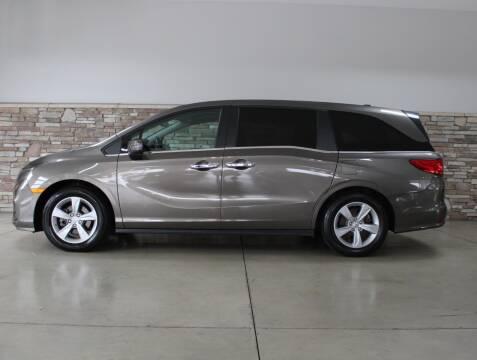 2018 Honda Odyssey for sale at Bud & Doug Walters Auto Sales in Kalamazoo MI