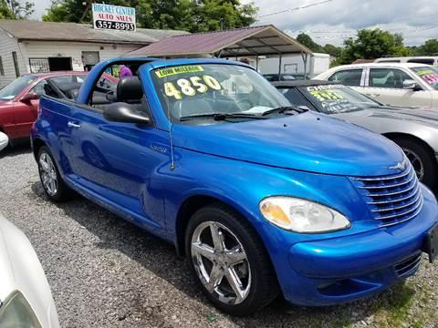 2005 Chrysler PT Cruiser for sale in Mount Carmel, TN