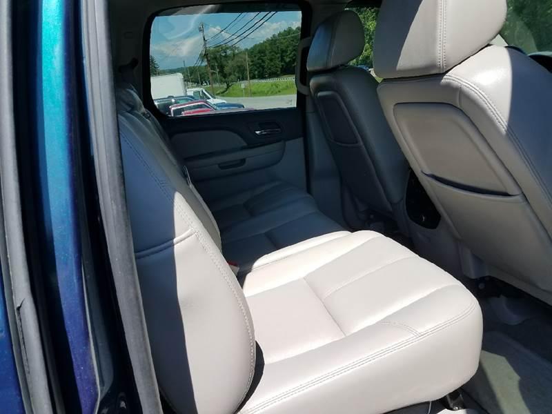 2007 Chevrolet Avalanche LTZ 1500 4dr Crew Cab 4WD SB - Mount Carmel TN