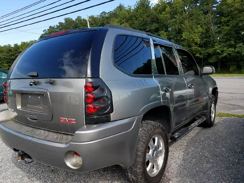 2005 GMC Envoy SLE 4WD 4dr SUV - Mount Carmel TN
