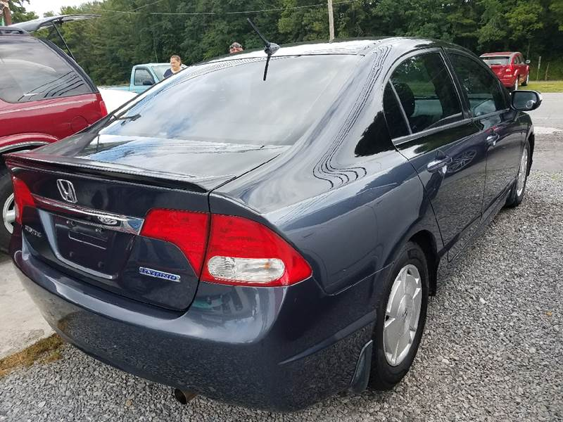 2009 Honda Civic Hybrid 4dr Sedan - Mount Carmel TN