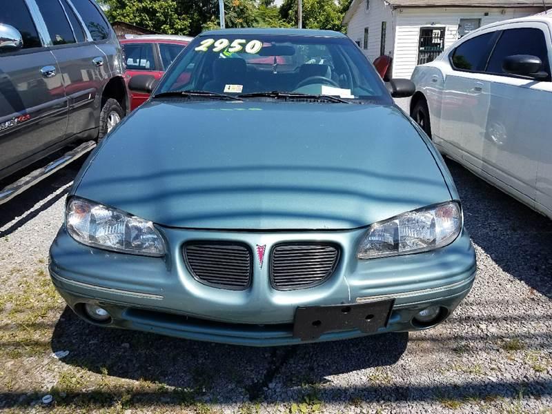 1996 Pontiac Grand Am SE 2dr Coupe - Mount Carmel TN