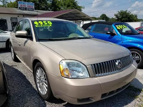 2007 Mercury Montego for sale in Mount Carmel, TN